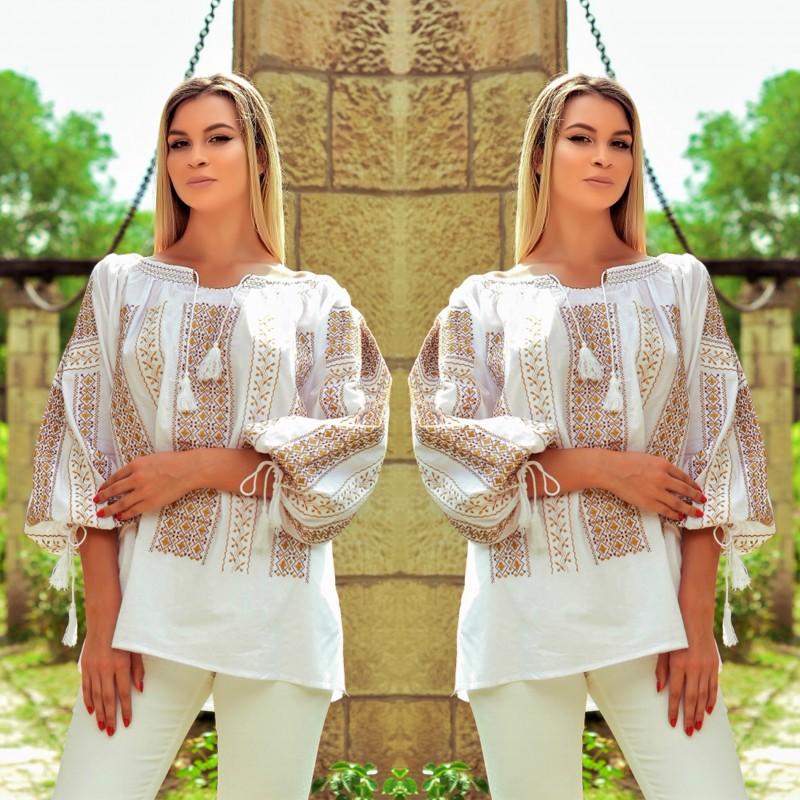 Bluza Traditionala - Ecaterina 01