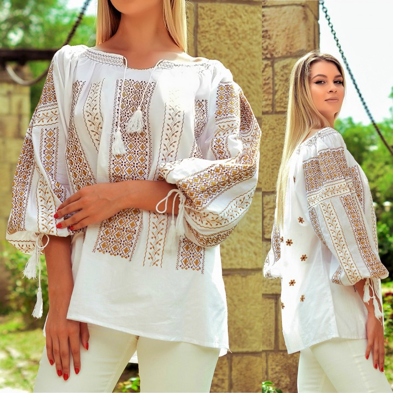 Bluza Traditionala Ecaterina