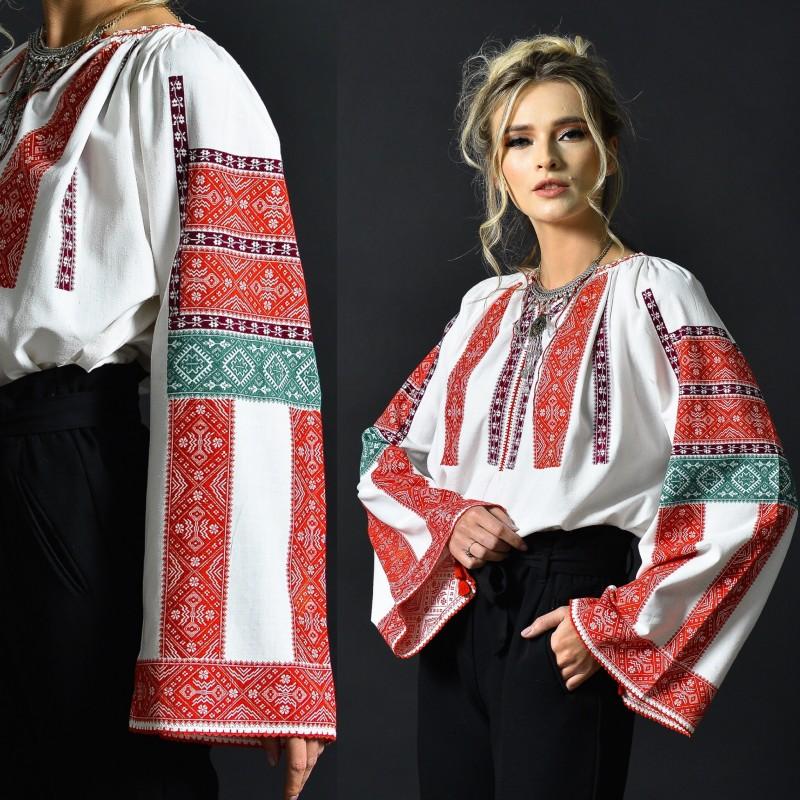 IE traditionala Autentica unicat - Sanziana