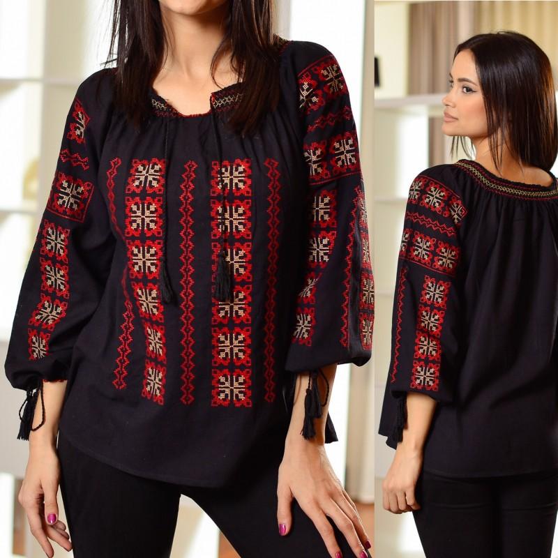 Bluza Traditionala brodata - Berta