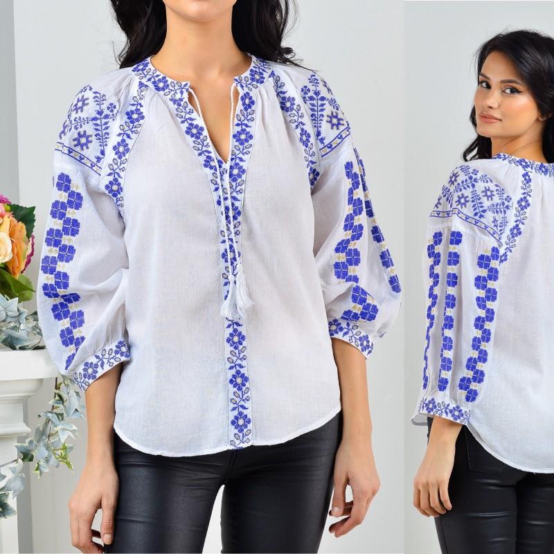 Bluza Traditionala brodata - Paula 04