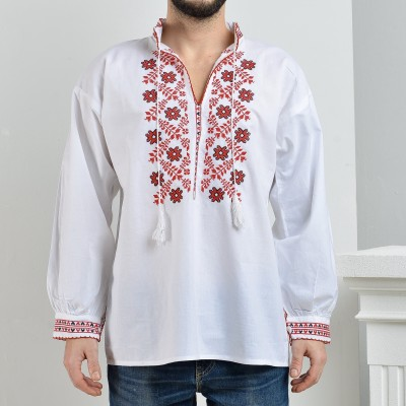 Camasa Traditionala barbateasca - Florin 02
