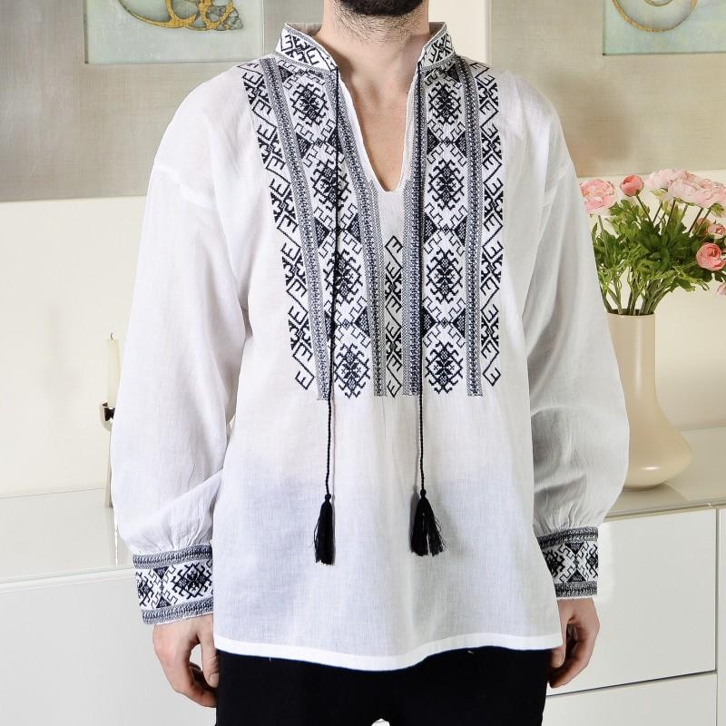 Camasa Traditionala barbateasca - Tudor
