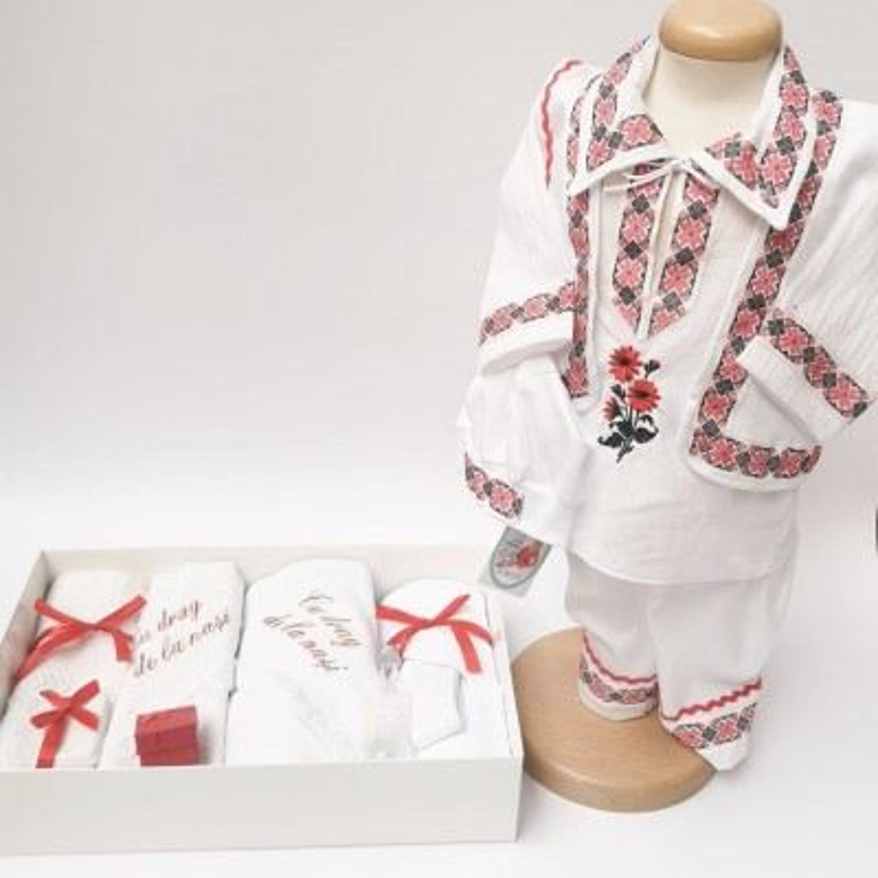 Set National Botez - Costumas si Trusou baiat