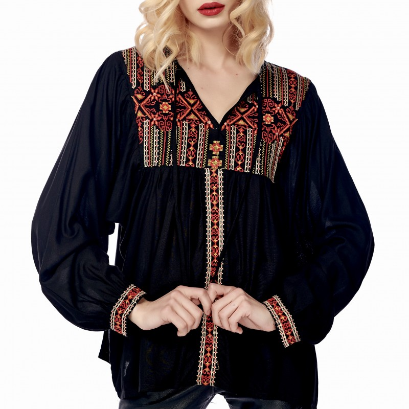Bluza Nationala brodata - Mirela