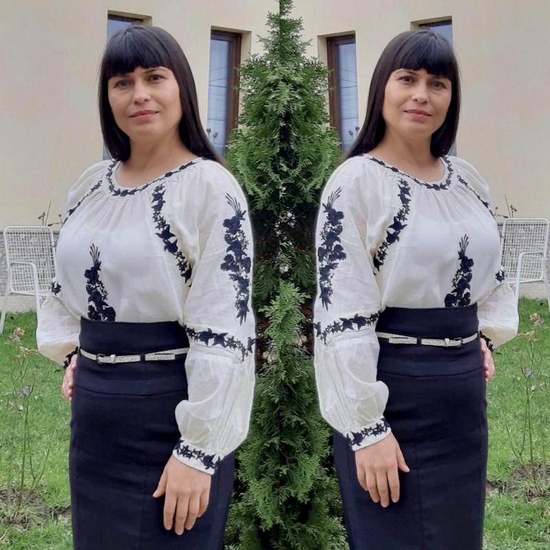 Bluza Traditionala brodata - Mirabela