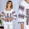 Bluza traditionala brodata - Ileana