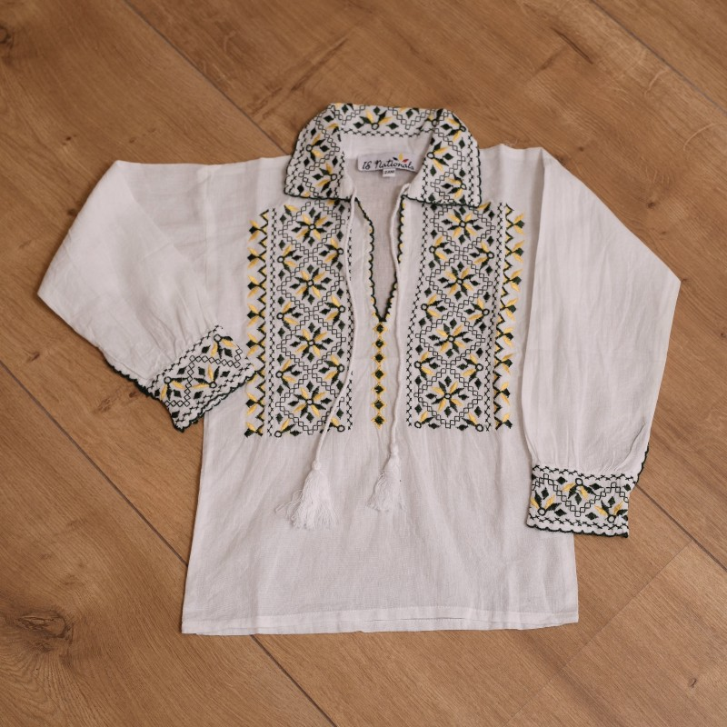 Camasa traditionala baieti - Emil