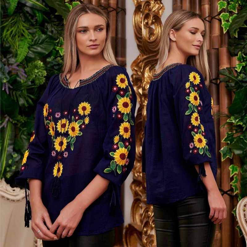 IE Nationala bleumarin - Floarea Soarelui