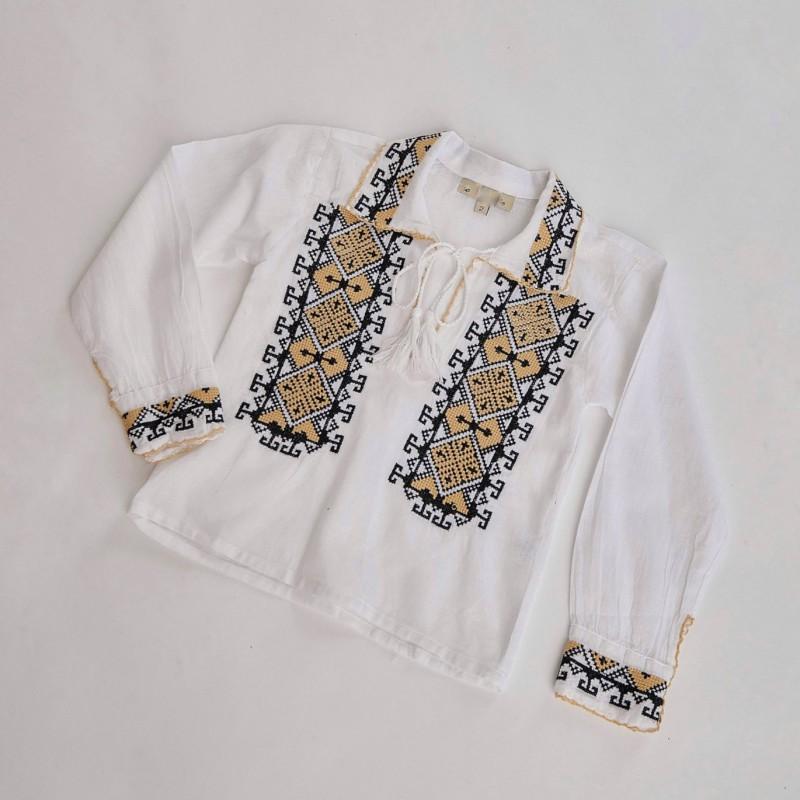 Camasa traditionala baieti - Romb