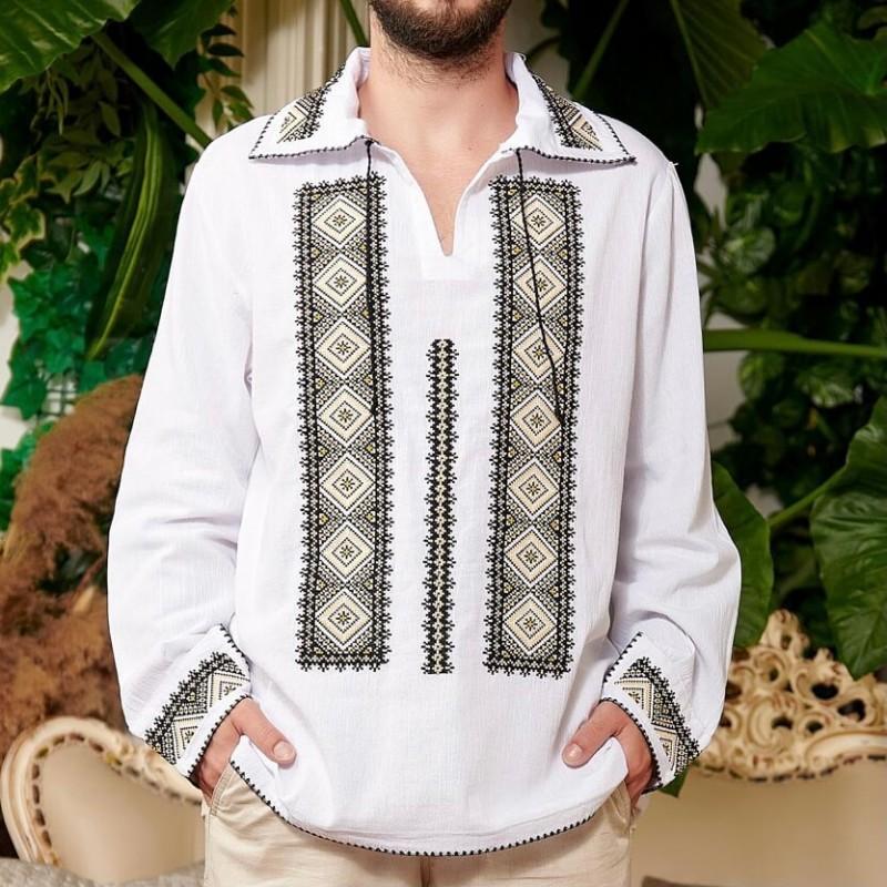 Camasa Traditionala barbateasca - Romb