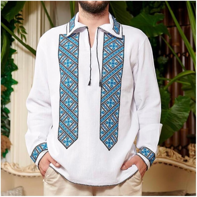 Camasa Traditionala barbateasca - Alin