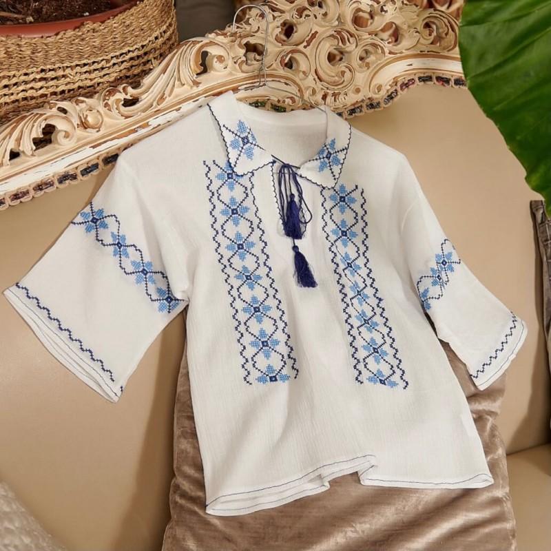 Camasa traditionala baieti - Fanel