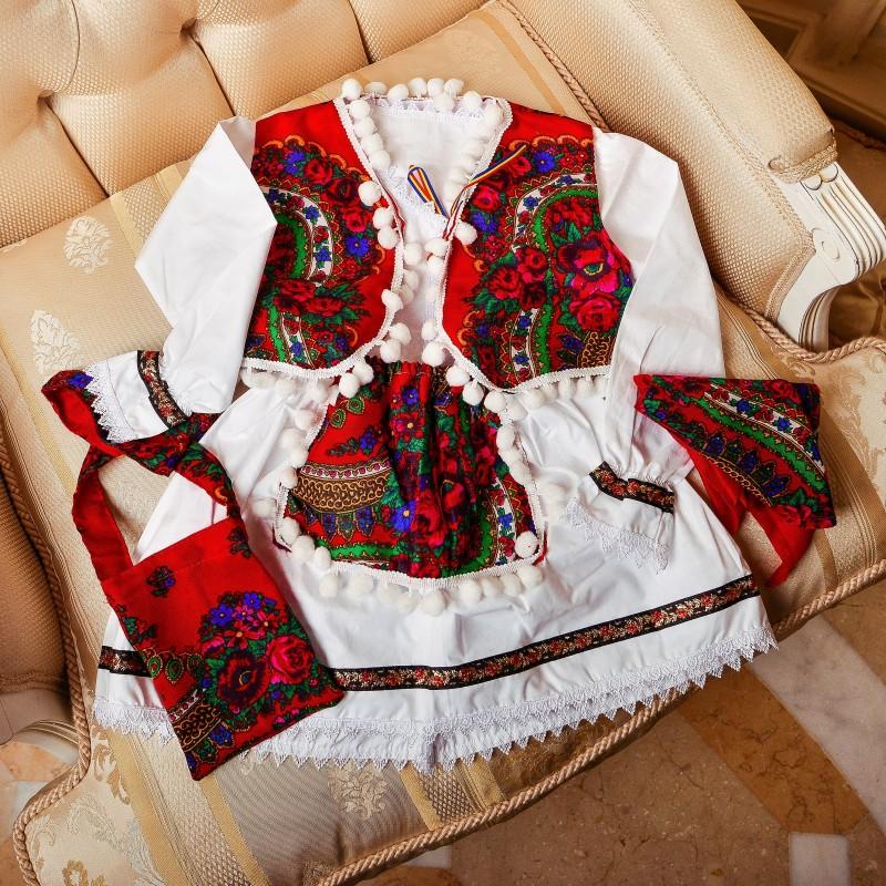 Costum traditional fete Emilia