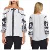 Bluza stilizata brodata - Ingrid