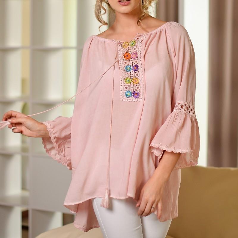 Bluza Patricia roz