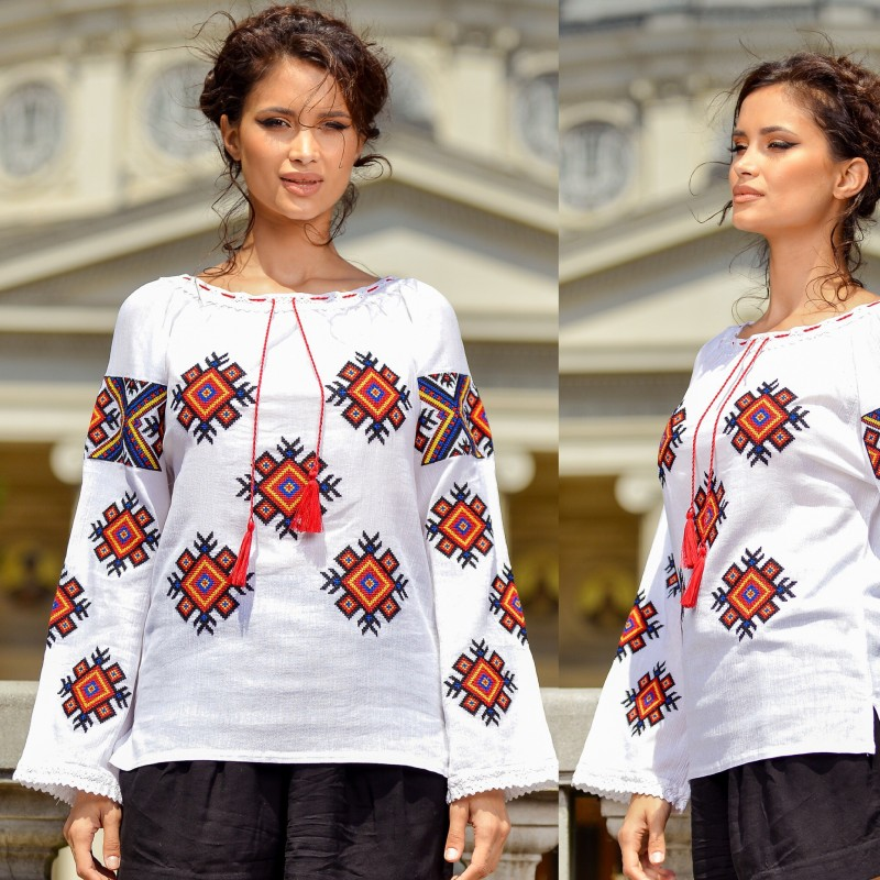 Bluza traditionala Sandra