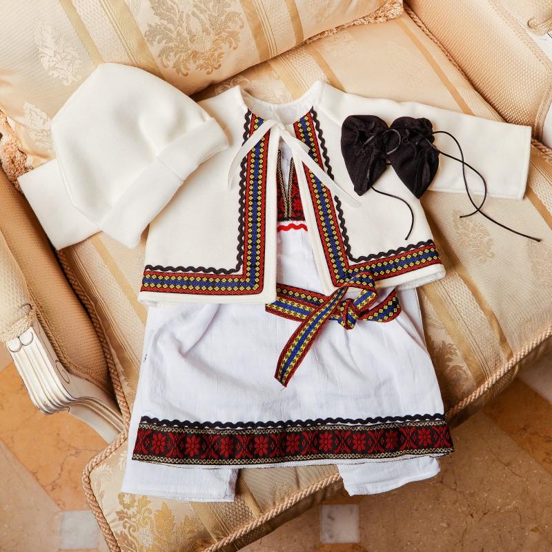 Costum traditional baieti Ovidiu