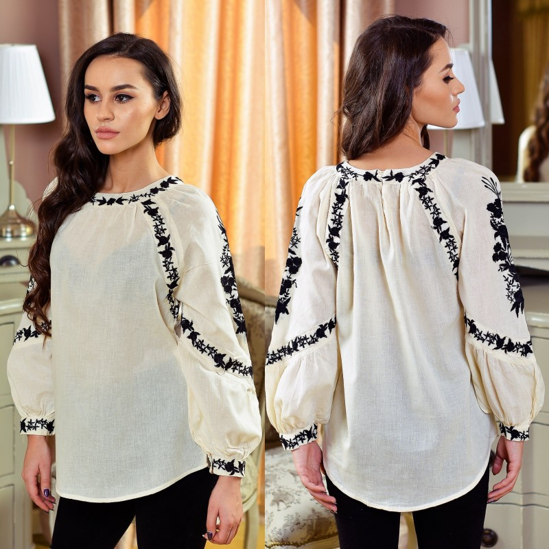Bluza Traditionala NORA